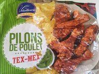 Pilons de pouley tex-mex - Produit - fr