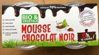 Mousse Chocolat Noir - Produit