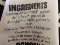 Mix Salade - Ingrediënten - fr