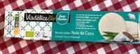 Sablés noix de coco bio VIADELICE - Product - fr
