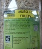 Muesli 6 fruits - Produit
