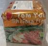 Nouilles instantanées saveur crevette TOM YUM - Product