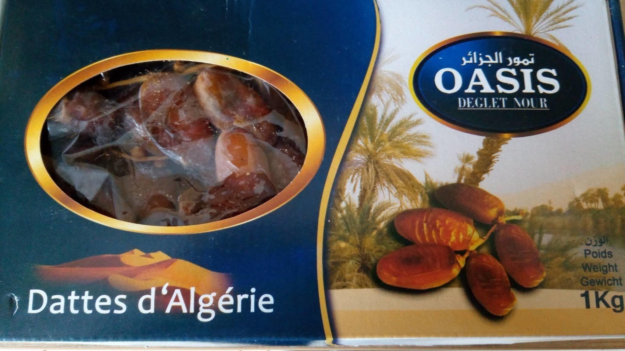 Dattes d'Algérie - نتاج - fr