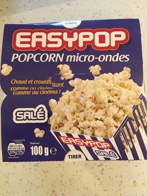 Popcorn Au Micro Onde - Produit