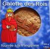 Galette des Rois, fourrée à la frangipane - Produit