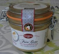 Foie gras de canard entier du Sud-Ouest - Produit - fr
