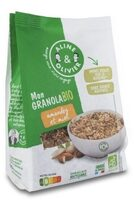 mon granola bio amande miel - Produit - fr