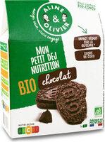 mon petit dej nutrition bio chocolat - Produit - fr