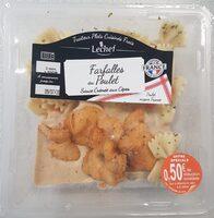 Farfalles au poulet - Product - fr
