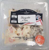 Blanquette de Veau & Duo de Riz Cuisiné - Product - fr