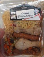 Coucous poulet et merguez - Product - fr