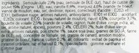 Couscous au Poulet, Merguez, Boulette de Volaille - Ingrediënten - fr