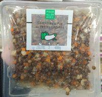 Lentilles du Puy aux Petits Légumes - Product - fr