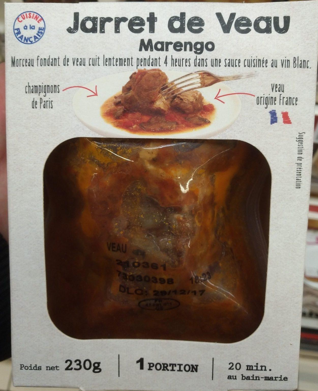 Jarret de veau Marengo - Product - fr