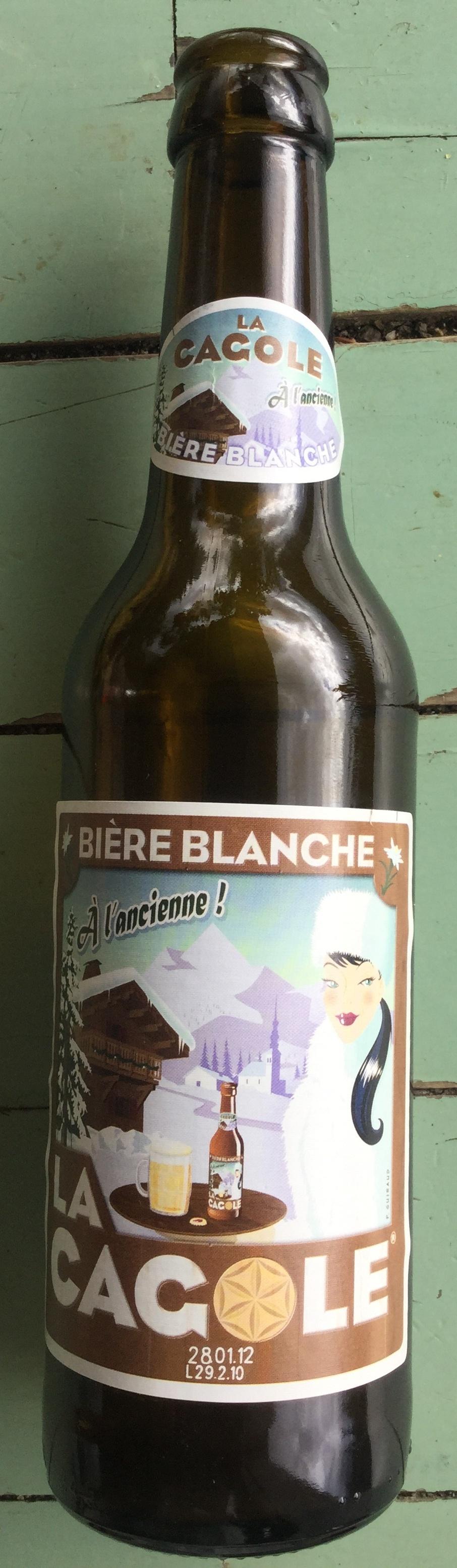 Bière blanche - Product