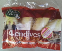4 endives spéciales four - Produit - fr