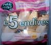 Le 5 endives - Produit
