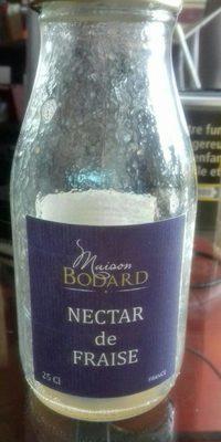 Nectar de fraise - Product - fr