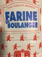 Farine Du Boulanger - Produit - fr