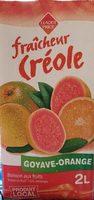 Fraîcheur créole Goyave Orange 2L - Product - fr
