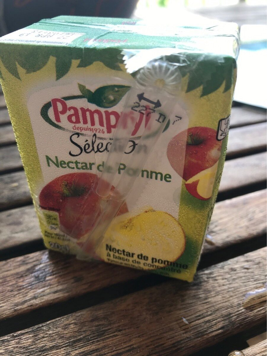 Nectar de pommes - Prodotto - fr