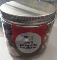 Cacahuetes caramelisees - Product - fr
