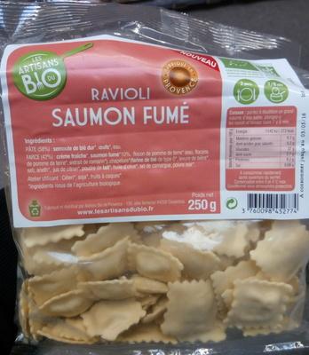 Ravioli Saumon Fumé - Produit