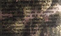 Gnocchi Epinard & Ail des Ours - Ingrédients - fr