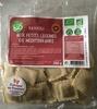 Ravioli aux petits légumes de Méditerranée - Produit