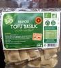Ravioli Tofu Basilic - Produit