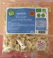 Ravioles fromages ail et fines herbes - Product - fr