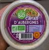 Caviar d'Aubergines - Produit