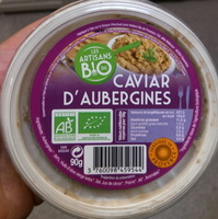 Caviar d'Aubergines - Product - fr