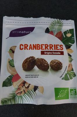 Fruits Séchés Bio - Informations nutritionnelles