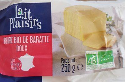 Beurre de Baratte Doux - Product