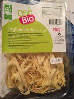 Tagliatelles Bio aux oeufs - Product