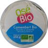 Camembert Bio (20 % MG) - Product