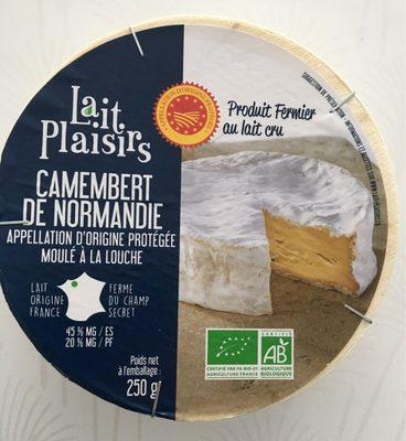 Camembert de Normandie - Product - fr