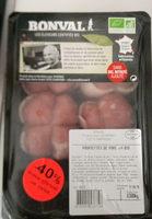 paupiettes de porc - Product