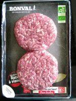 Steak Hachés - Product