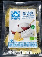 Ravioli 4 fromages italiens - Produit - fr