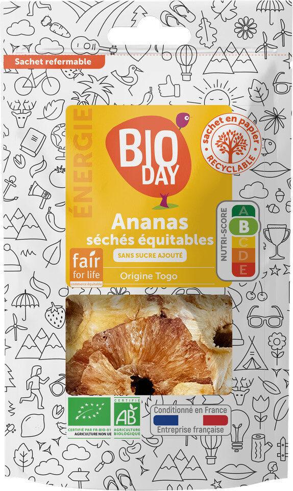 Ananas Séchés Bio - Prodotto - fr