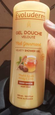 gel douche veloutée miel gourmand - Informations nutritionnelles - fr