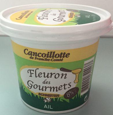 Cancoillotte à l'ail - Product - fr