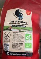 Riz Thai Blanc - Produit - fr