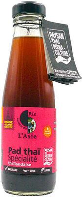 Sauce Pad Thai 100G - Produit - fr