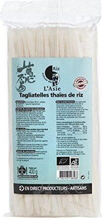 Tagliatelles De Riz Thai - Prodotto - fr