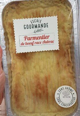 Parmentier de boeuf race Aubrac - Product - fr