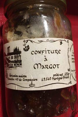 Confiture à Margot - Produit