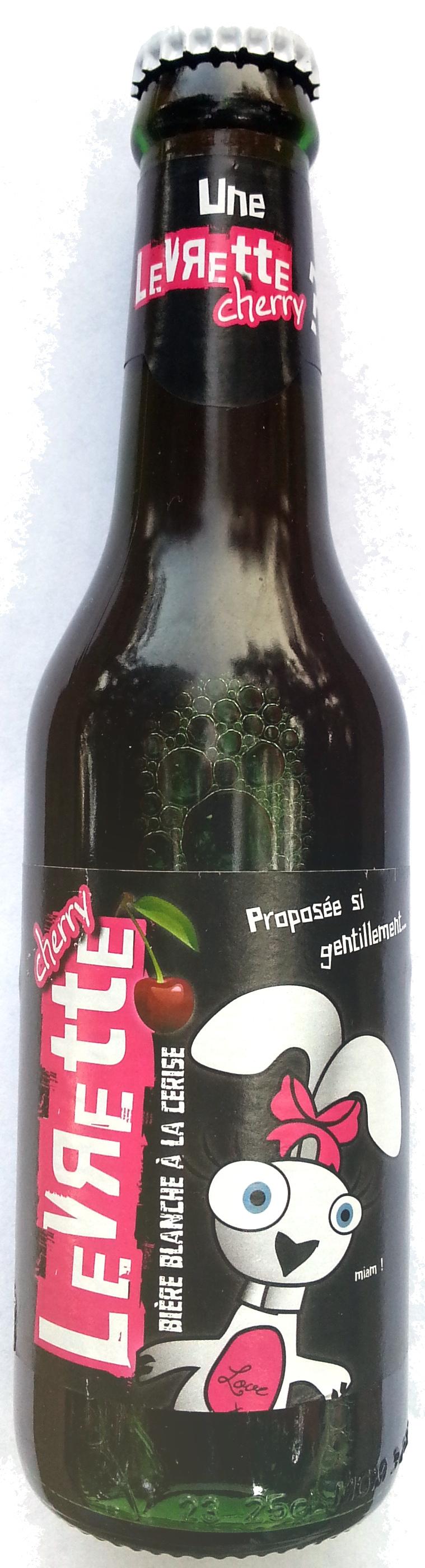 Levrette Cherry - Produit - fr